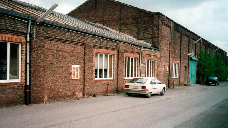 Ancien atelier à Franière